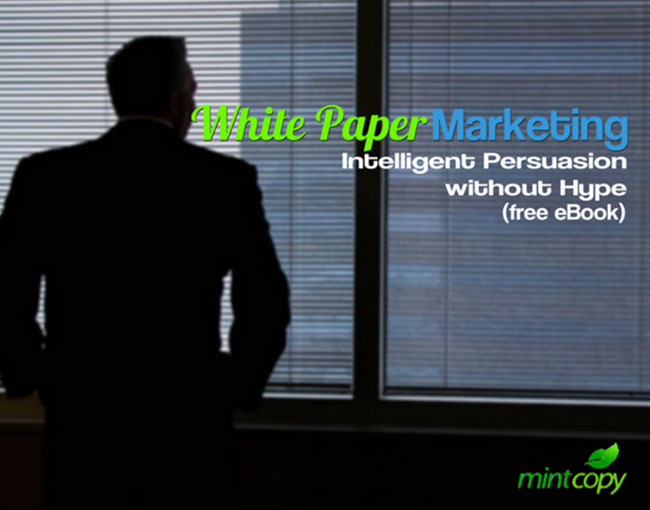 Ebook. White Paper Marketing like the Pros.Your Quick and Easy Guide to this Marketing Tool