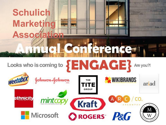 Sheetal Pinto, President MintCopy, Inc. is a panelist for this year's Annual Marketing Conference at the Schulich School of Business.